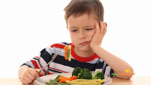 Giải pháp giúp cho trẻ hết biếng ăn